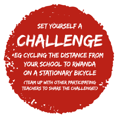 Set yourself a Challenge