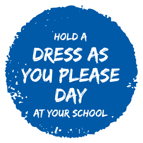 Dress as You Please Day