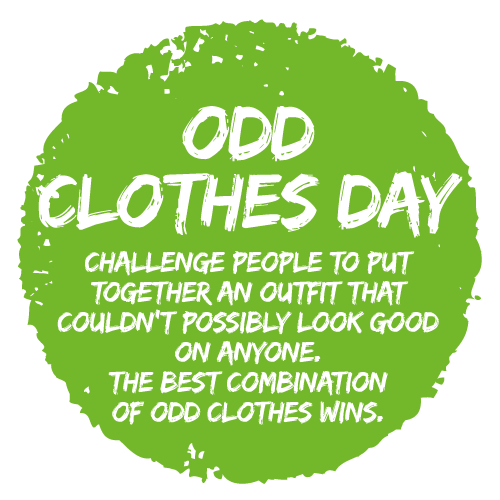 Odd Clothes Day