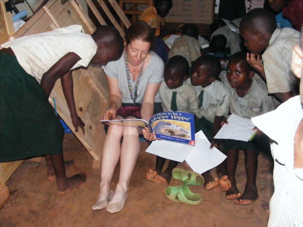 Christine Beard   GLP Rwanda
