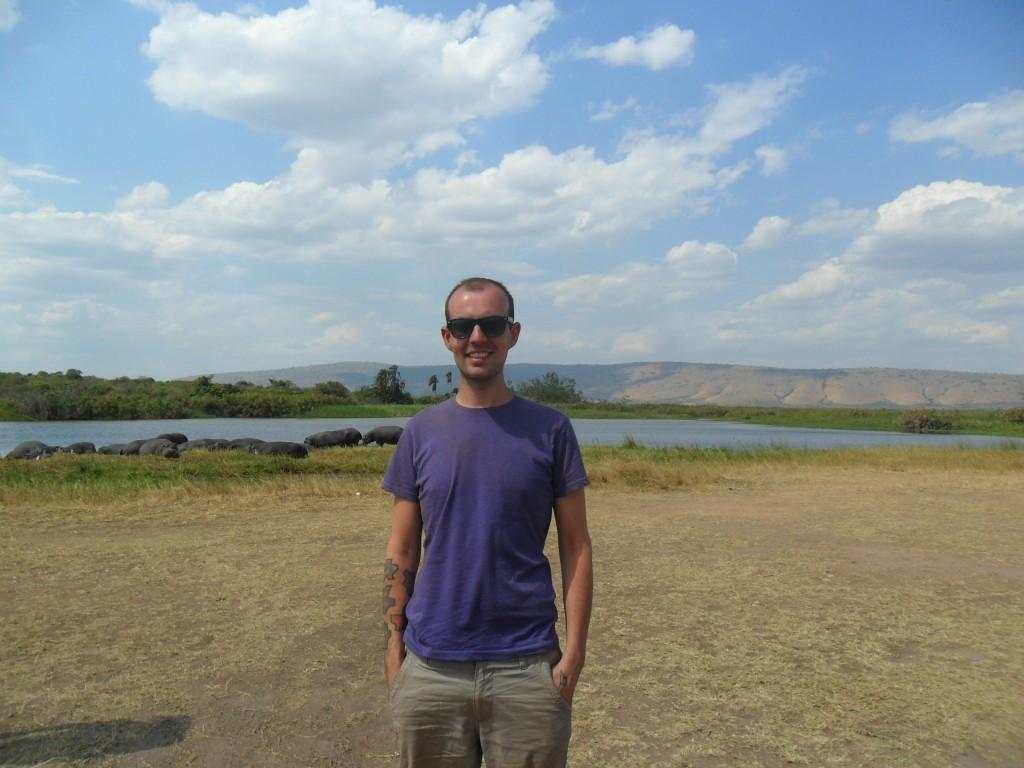 Liam Ball   GLP Rwanda