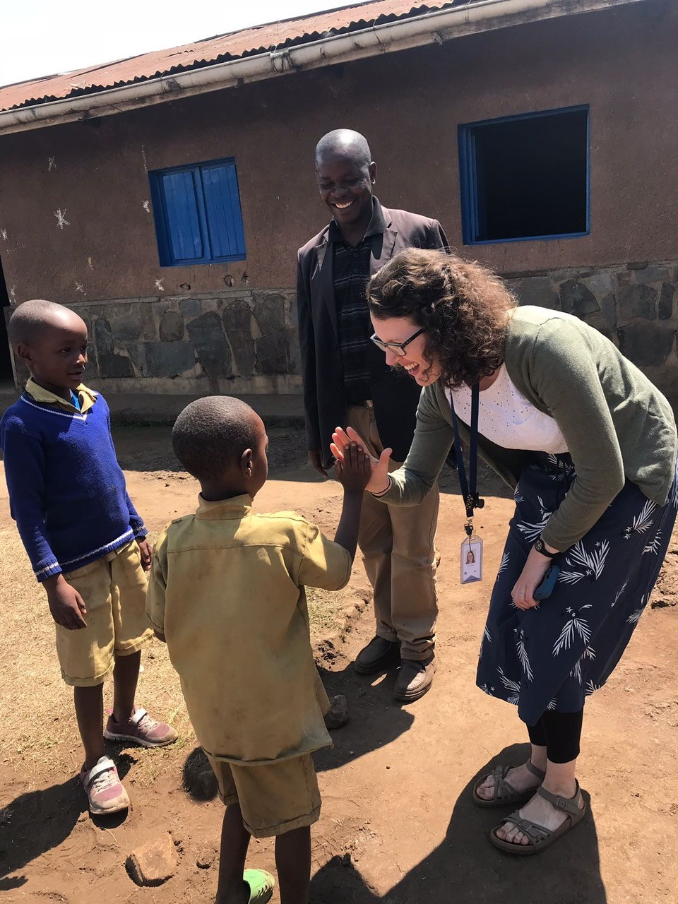 Amy Wilson | GLP Rwanda