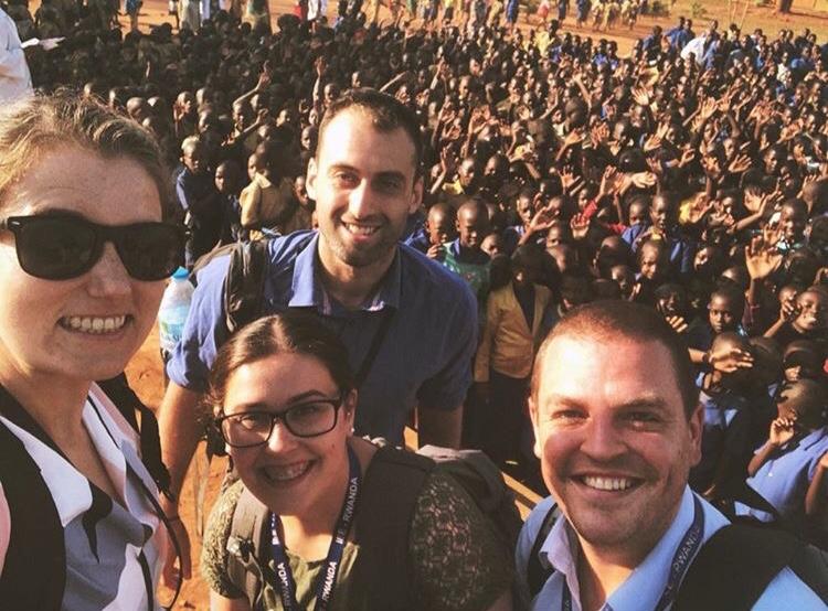 Barry Donaldson | GLP Rwanda