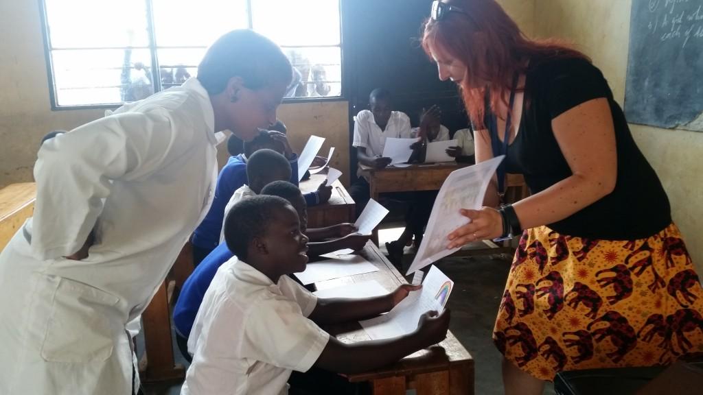 Astrid Patrigeon | GLP Rwanda