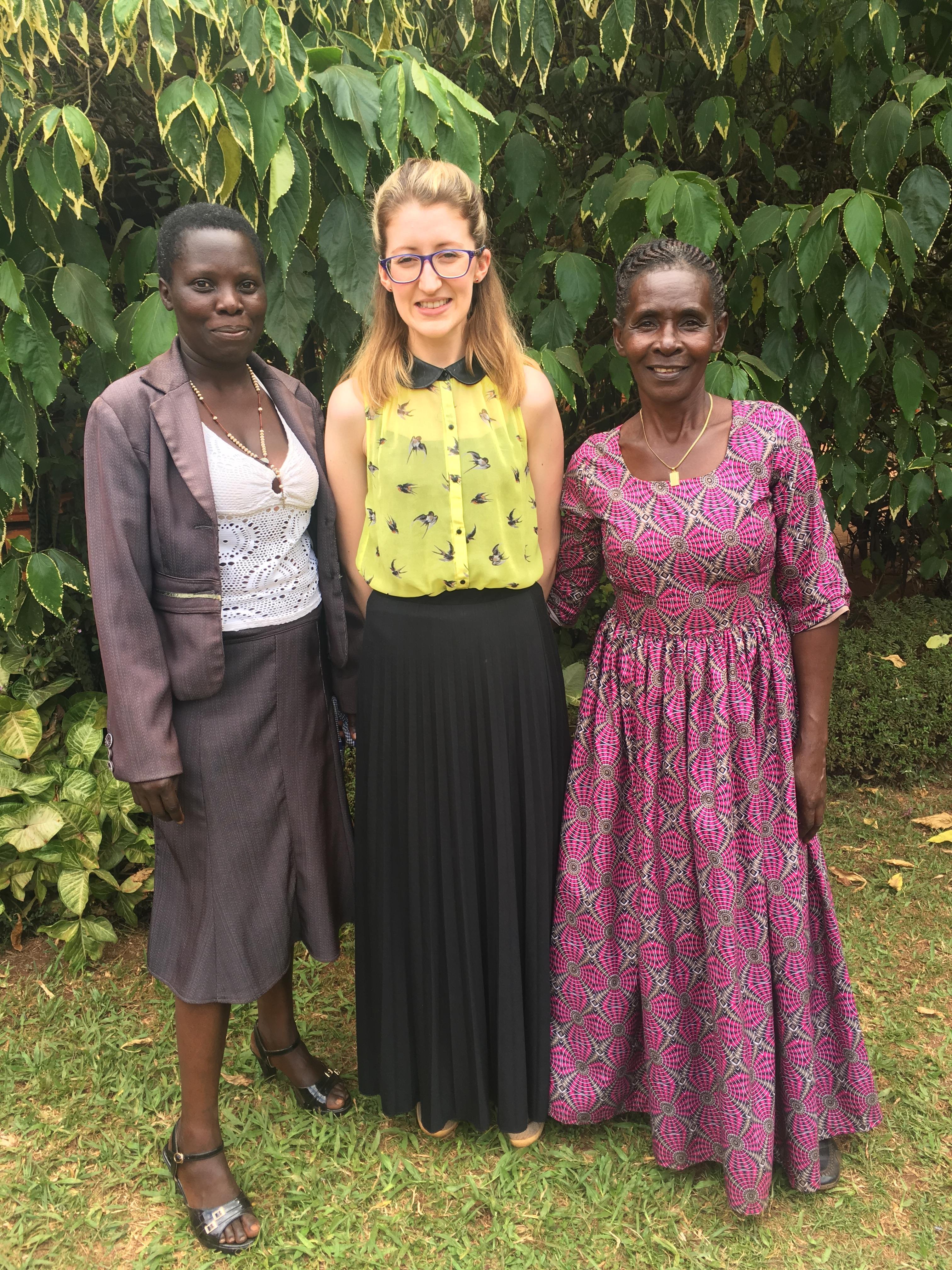 Claire Ionta | GLP Rwanda