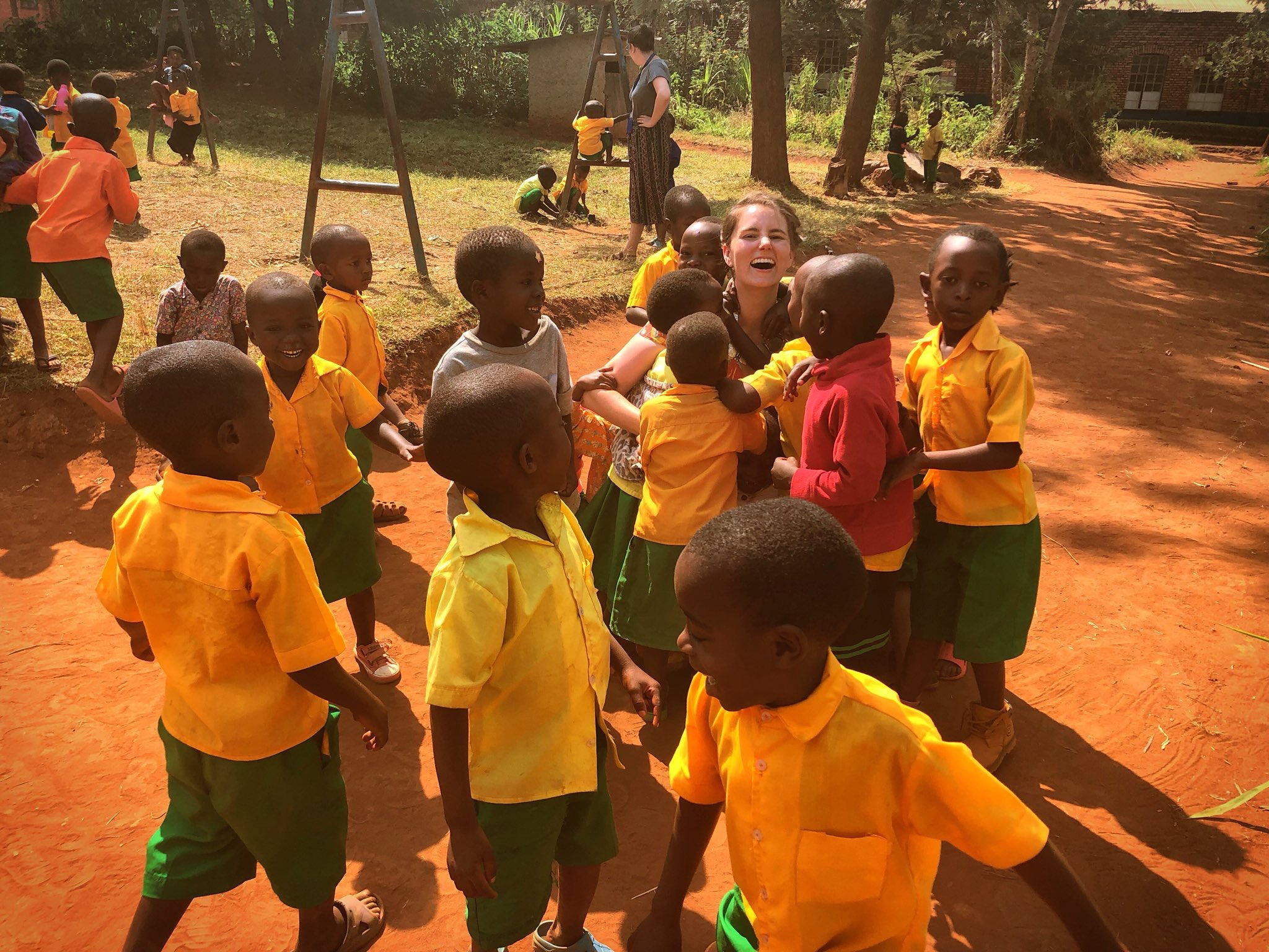 Caitlin Morrison   GLP Rwanda