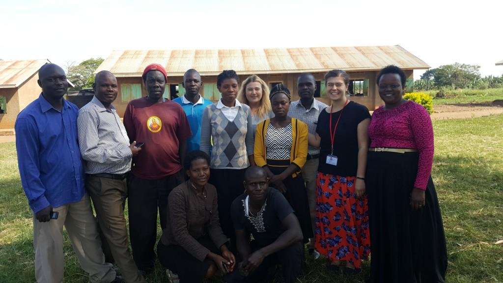 Jenn Cauley | GLP Uganda