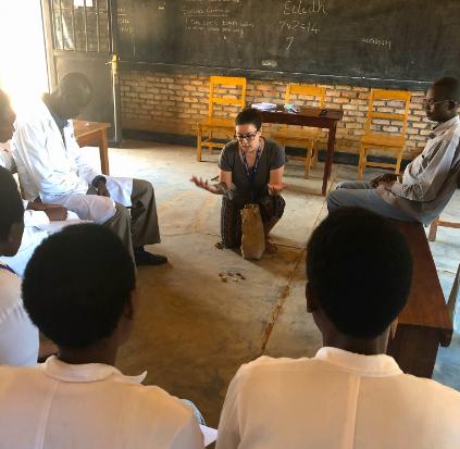 Eilidh Ross | GLP Rwanda 2018