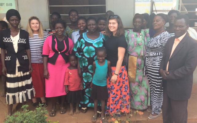 Emily Robinson | GLP Uganda